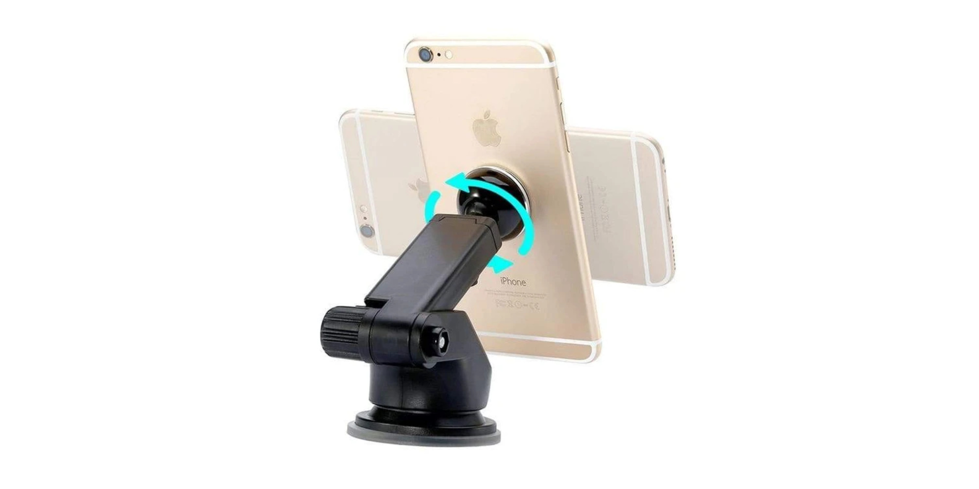 Baseus Solid Series Telescopic Magnetic Car Mount - أفضل حوامل الهاتف