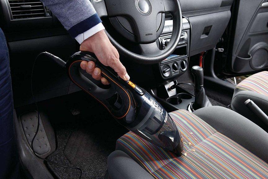 أفضل المكانس الكهربائية للسيارة