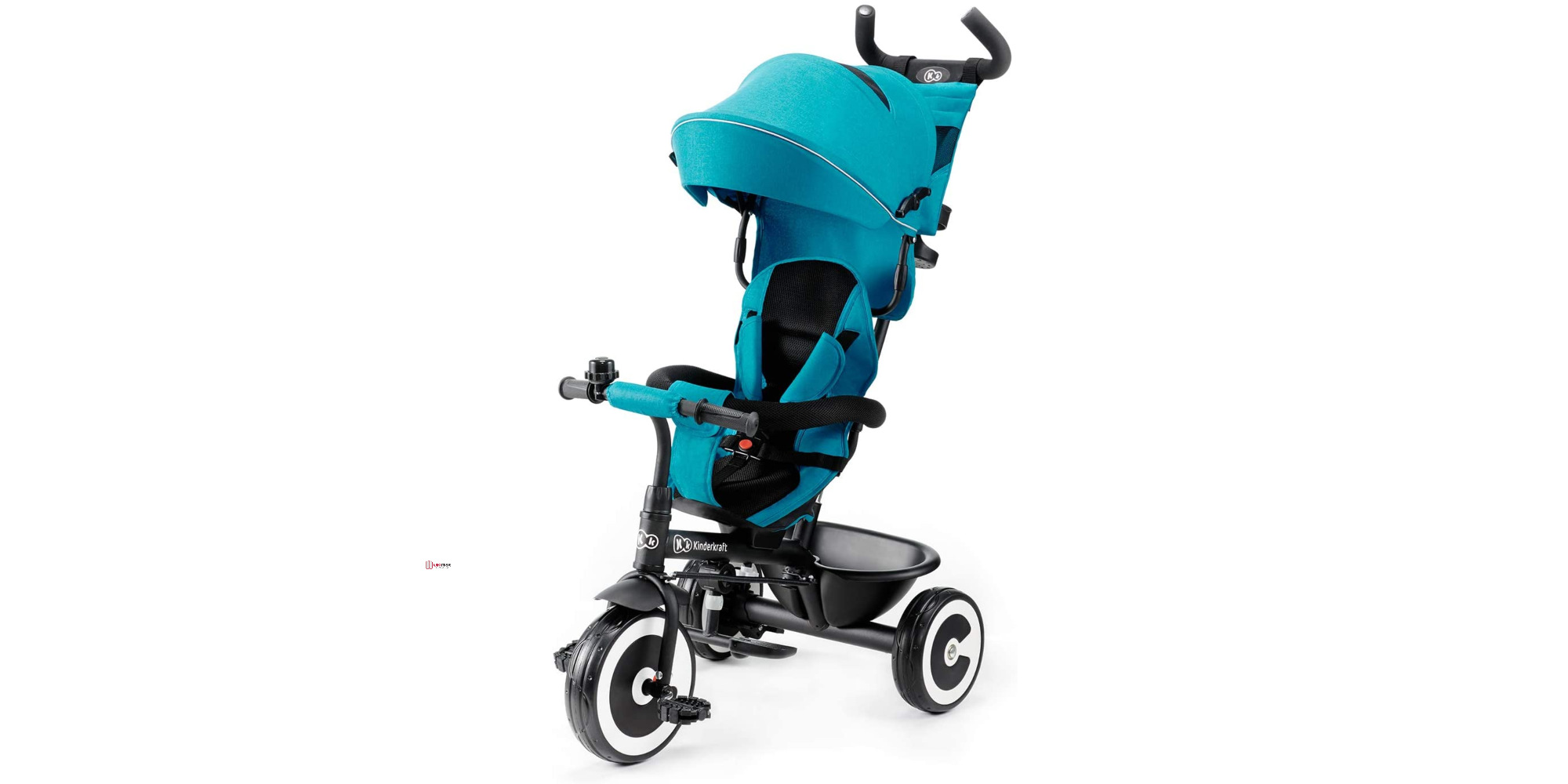 Kinderkraft ASTON - أفضل دراجة ثلاثية العجلات
