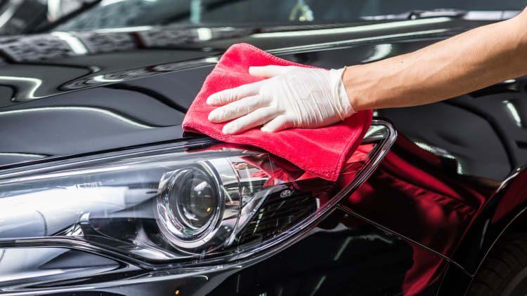 كيفية الحفاظ على السيارة نظيفة؟
