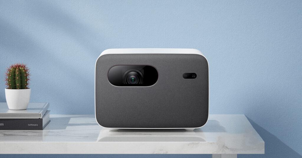 بروجيكتور شاومي Pro 2 - جهاز عرض ينقل السينما إلى منزلك