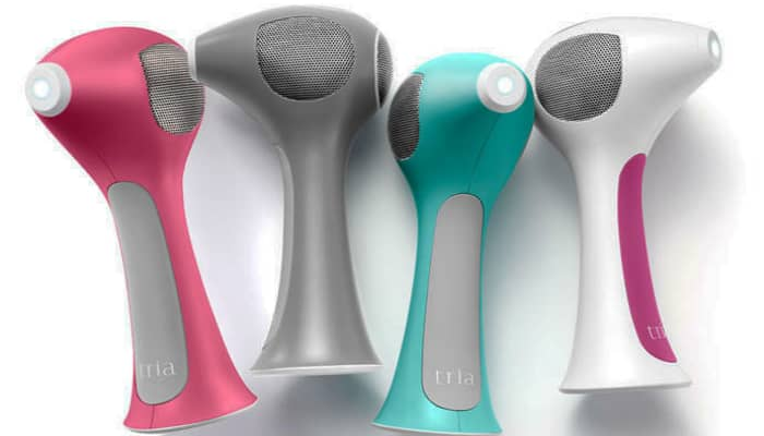 أجهزة ليزر لإزالة الشعر