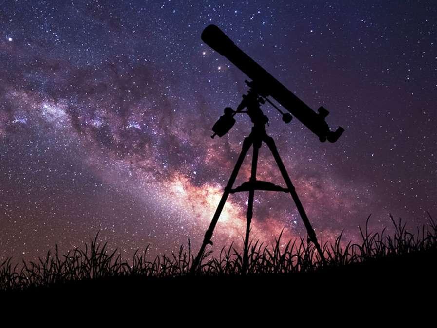 أحدث أنواع التلسكوبات