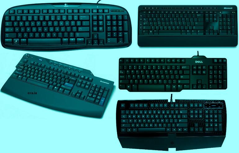 أفضل أنواع لوحة المفاتيح للكمبيوتر