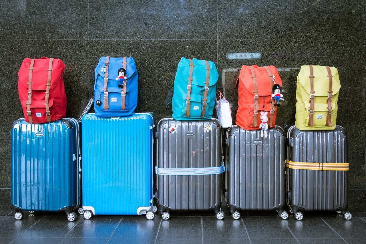 أفضل حقائب سفر