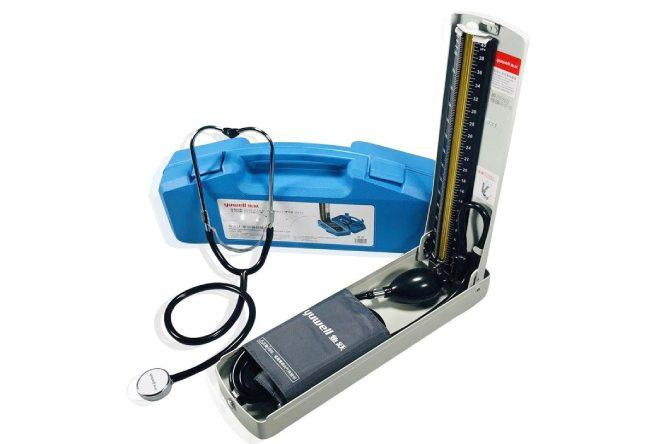 جهاز قياس ضغط الدم الزئبقي