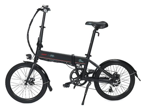 دراجة LAOTIE X FIIDO D4s Pro