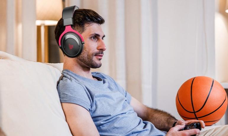 سماعات الألعاب اللاسلكية