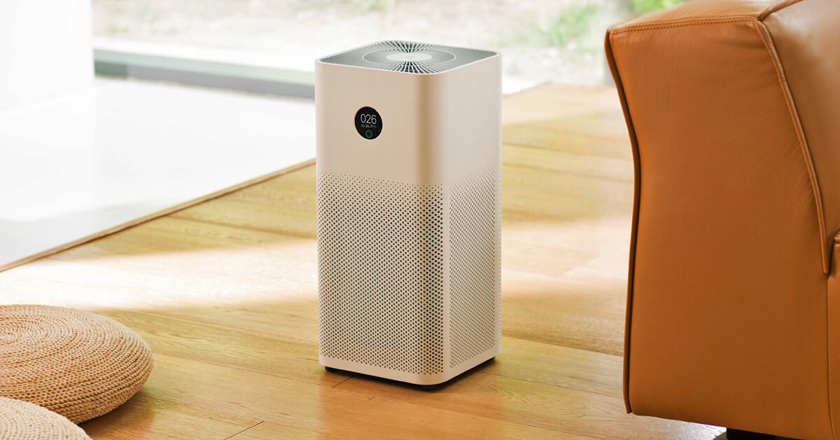 جهاز تنقية الهواء Xiaomi Mi Air Purifier