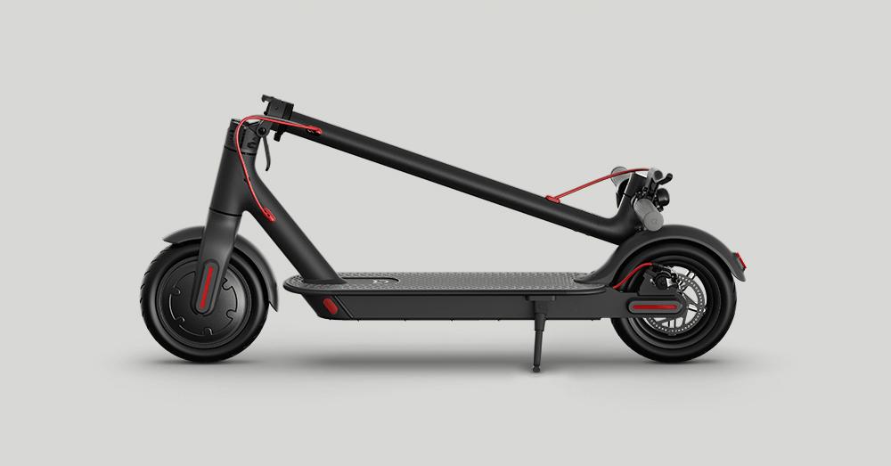 السكوتر الكهربائي Mi Electric Scooter S1 من شركة Xiaomi