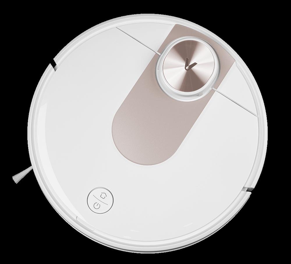 مكنسة Viomi SE الكهربائية الروبوتية بتصميم أنيق وبشكل جذاب