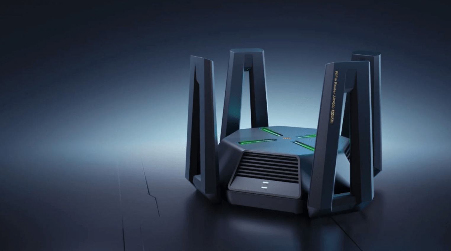 إطلاق راوتر Mi AX9000 من شاومي