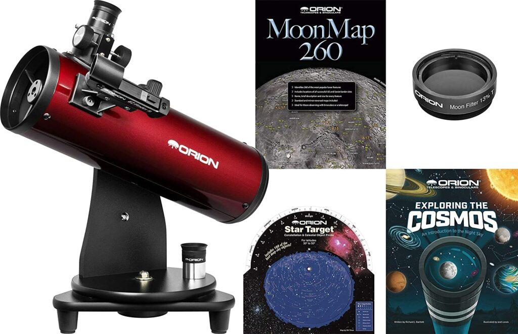 أحدث أنواع التلسكوبات لمشاهدة الكواكب والتصوير الفلكي لعام 2021