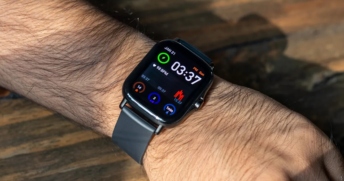 أحدث ساعة ذكية رياضية Amazfit GTS 2 Mini