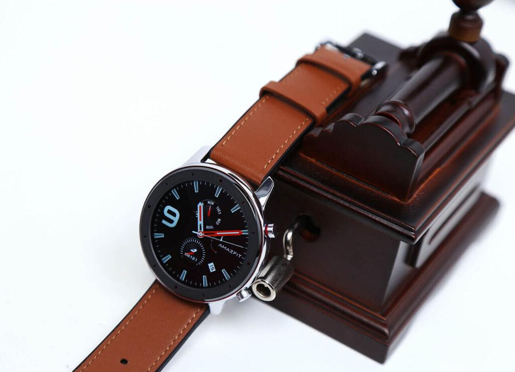 ساعة Huami Amazfit GTR 47mm مع شاشة AMOLED