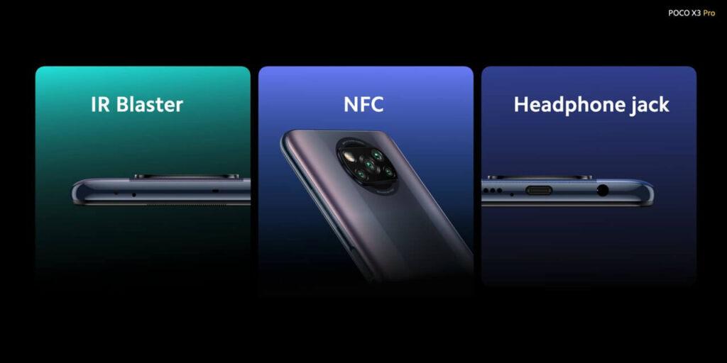 هاتف POCO X3 Pro الذكي والمتطور  بمعالج قوي من شاومي