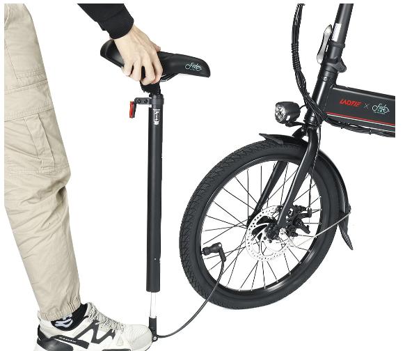 دراجة LAOTIE X FIIDO D4s Pro الكهربائية