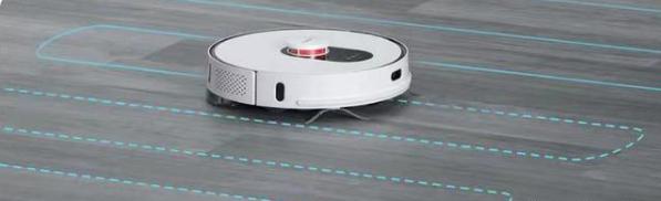 روبوت المكنسة الكهربائية ROIDMI EVE Plus