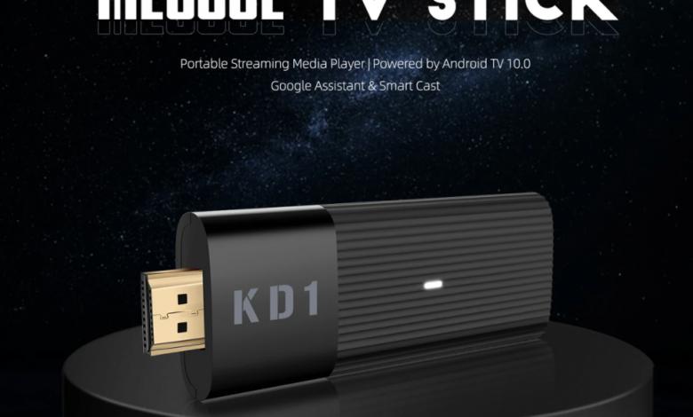 تعرف علي مواصفات فلاشة MECOOL KD1 4K TV