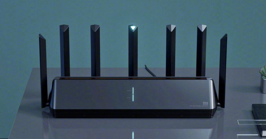 افضل راوتر هوائي Xiaomi Alo Router Ax3600