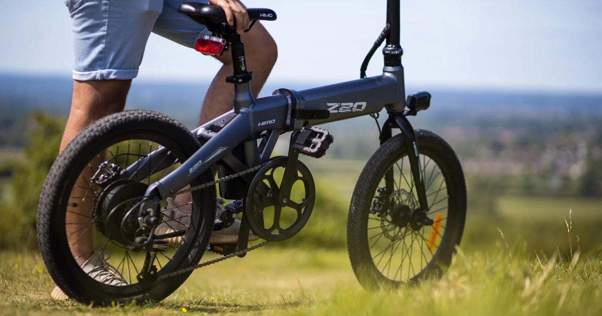 الدراجة الكهربائية الجديدة HIMO Z20 المحافظة علي النظام البيئي