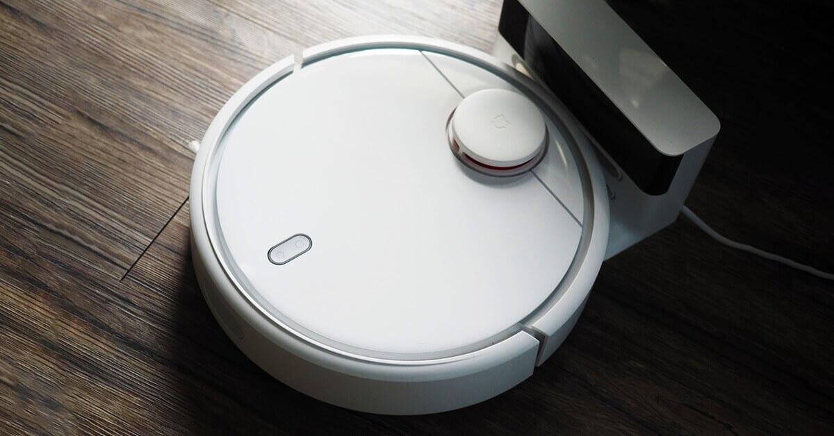المكنسة الكهربائية Xiaomi Mi Robot Vacuum بالمميزات الرائعة