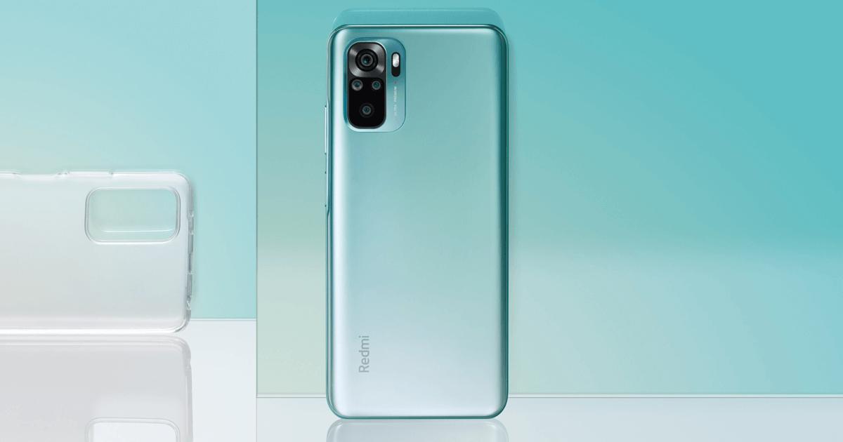 مع هاتف Redmi Note 10الذكي باحدث الامكانيات من شاومي