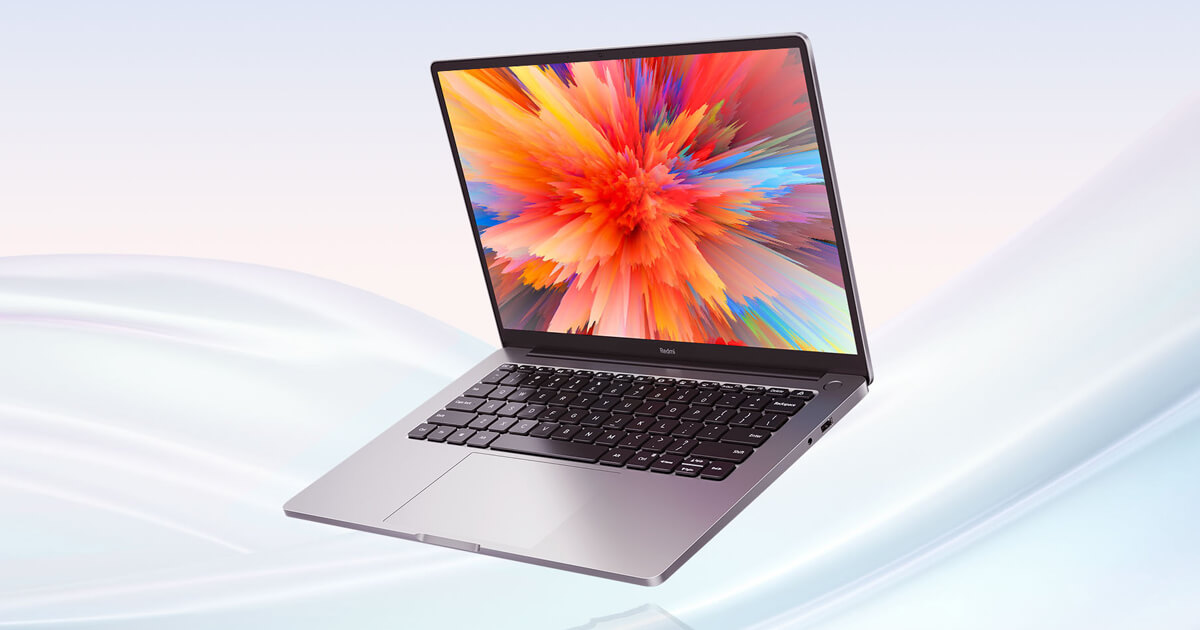 الكمبيوتر المحمول Ultrabook Redmi Book Air 13 المميز بشاشة 2.5K