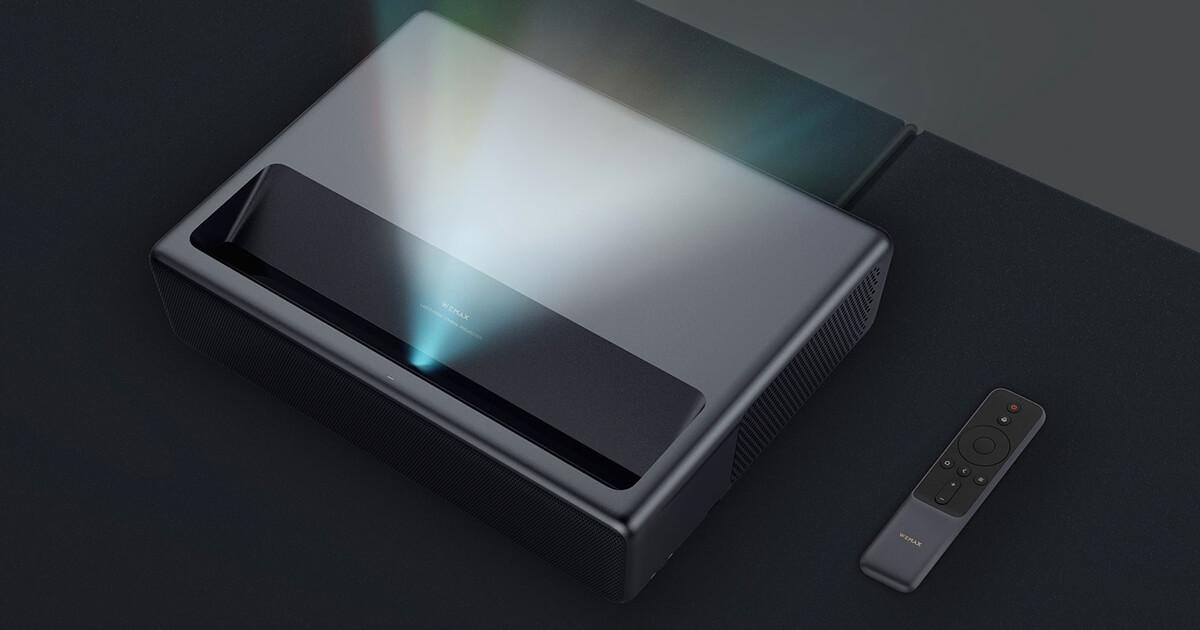جهاز عرض ليزر Xiaomi Wimax One Pro تمتع برؤية واضحة والوان جذابة