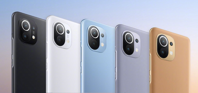 هاتف Xiaomi Mi 11 الأرخض في فئته من شركة شاومي العملاقة