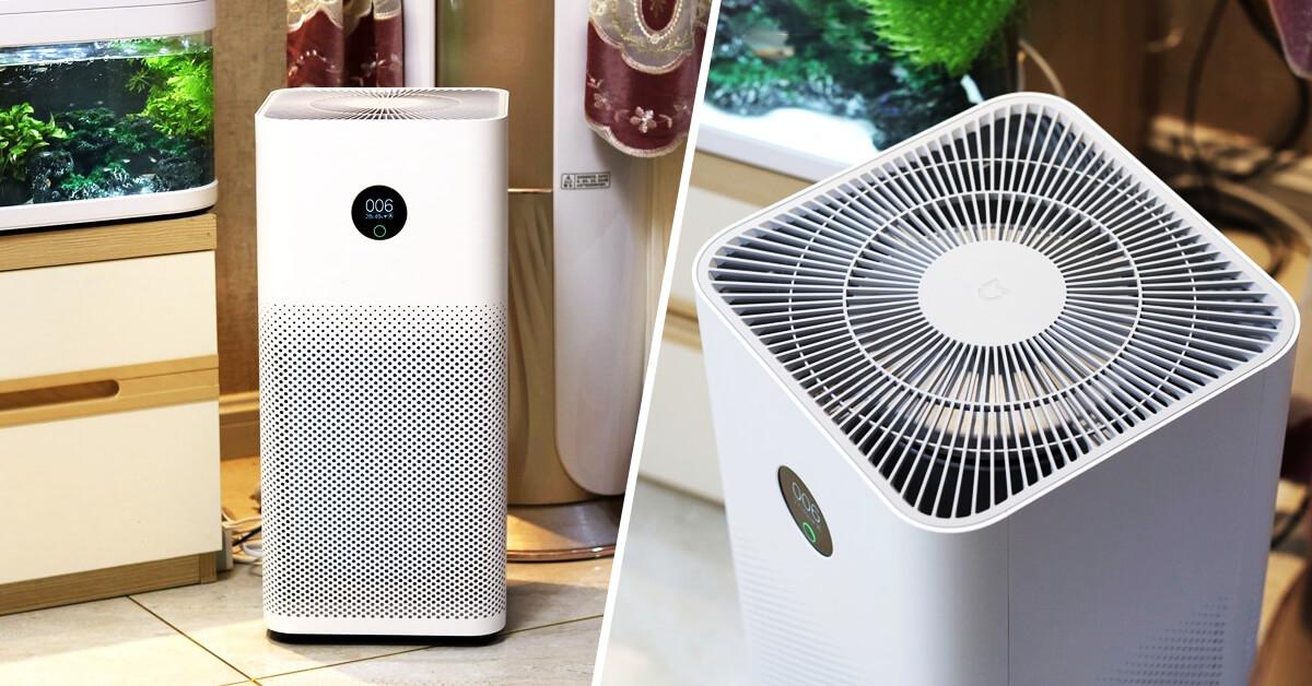 منقي الهواء Xiaomi Mi Air Purifier 3H الشهير من شاومي