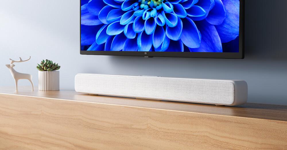 مكبر الصوت Xiaomi Mi TV Soundbar من شركة شاومي