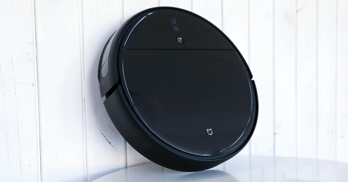 مكنسة كهربائية XIAOMI Robot Vacuum Mop 2 Pro ثلاثية الأبعاد