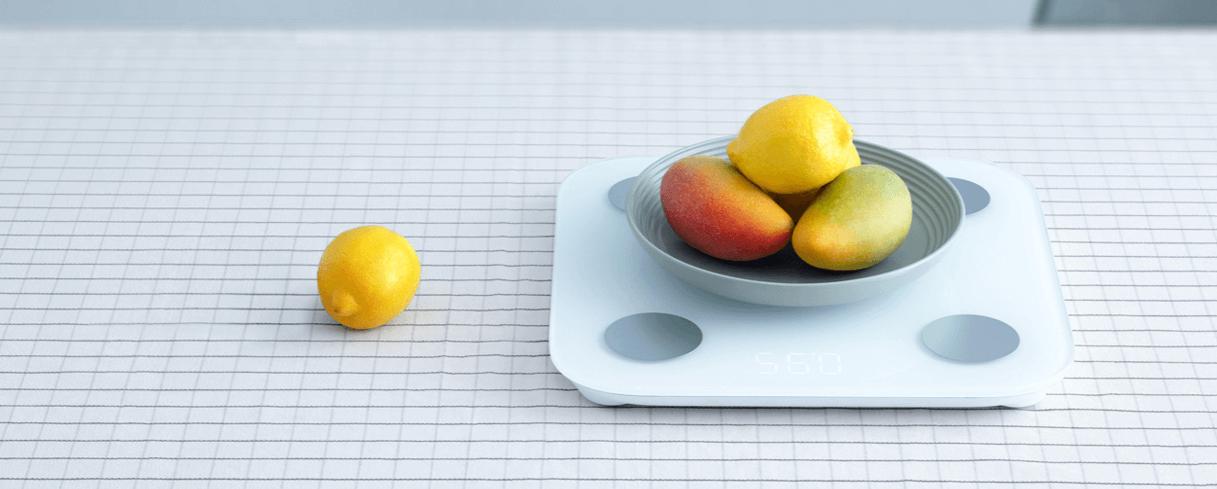 مقياس Xiaomi Mi Body Composition Scale لتكوين الجسم