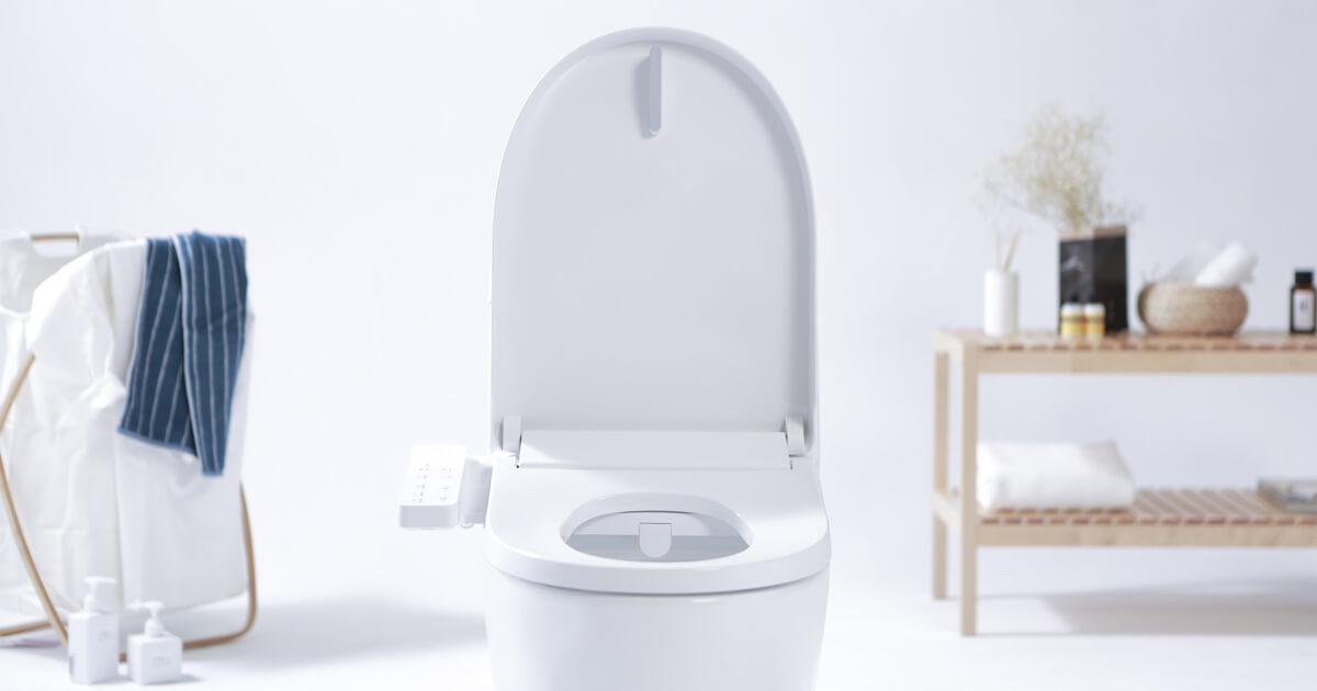 Smartmi Smart Toalet مقعد المرحاض الذكي من شاومي