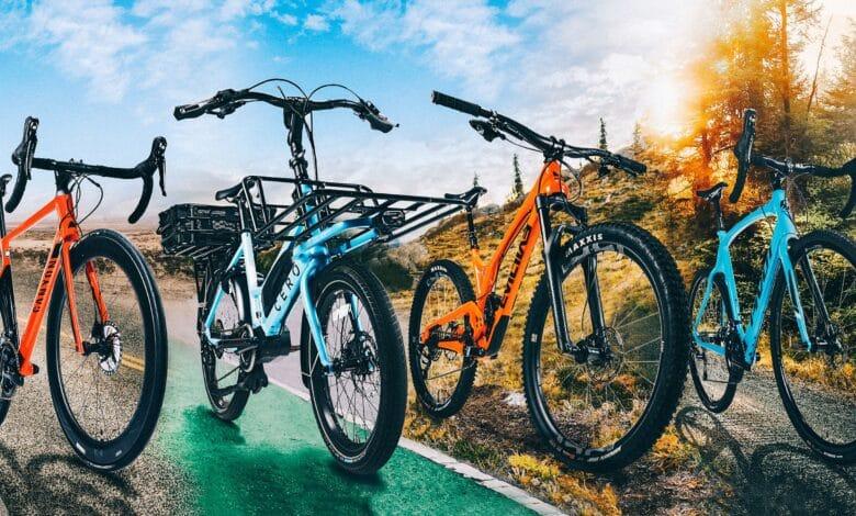 أفضل الدراجات الهوائية
