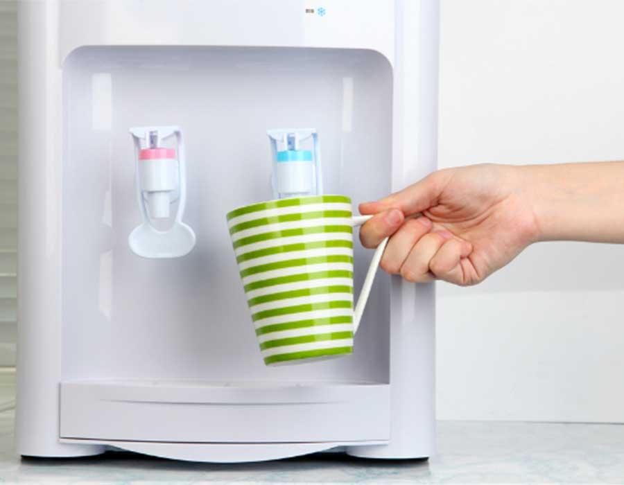 أنواع مبردات المياه المنزلية