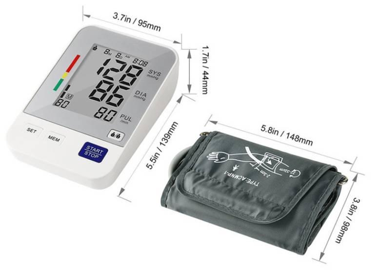 افضل جهاز قياس الضغط من المعصم للاستخدام المنزلي