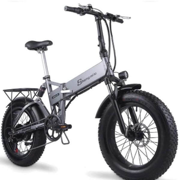 الدراجة الالكترونية Shengmilo MX21 E-Bike