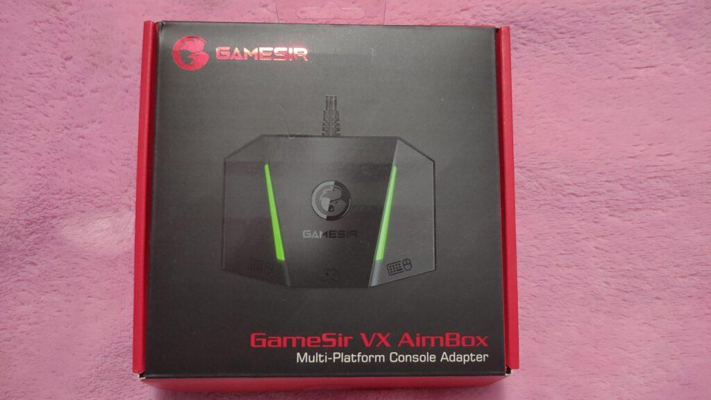 مراجعة GameSir VX AimBox أفضل محول وحدة التحكم متعدد المنصات
