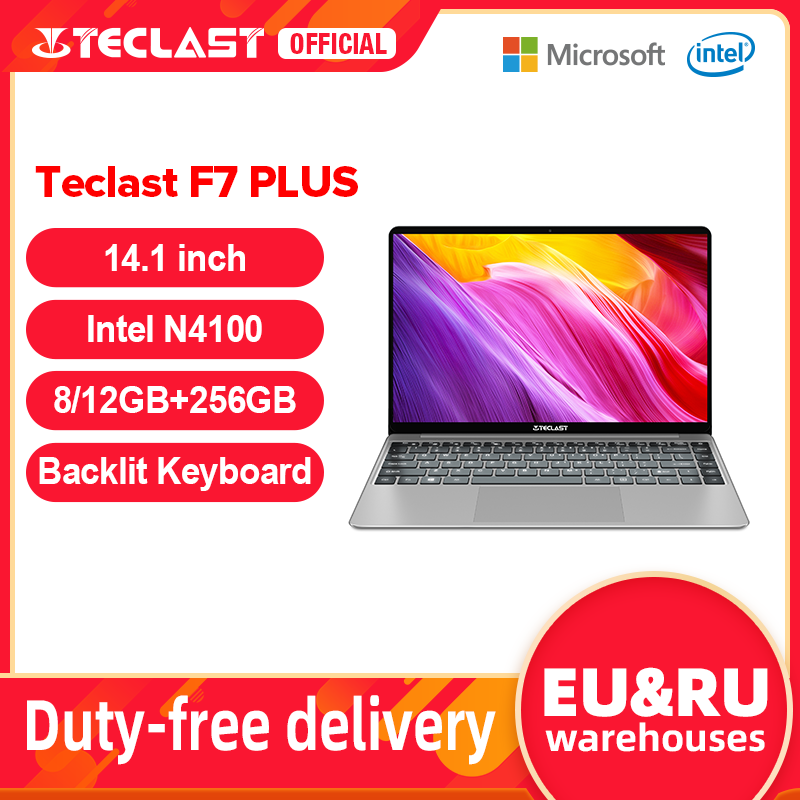 كمبيوتر محمول Teclast F7 Plus