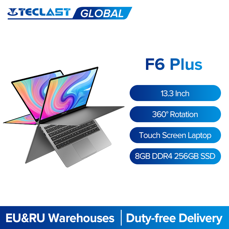كمبيوتر محمول Teclast F6 Plus
