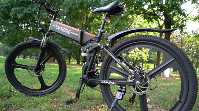دراجة بخارية Samebike LO26
