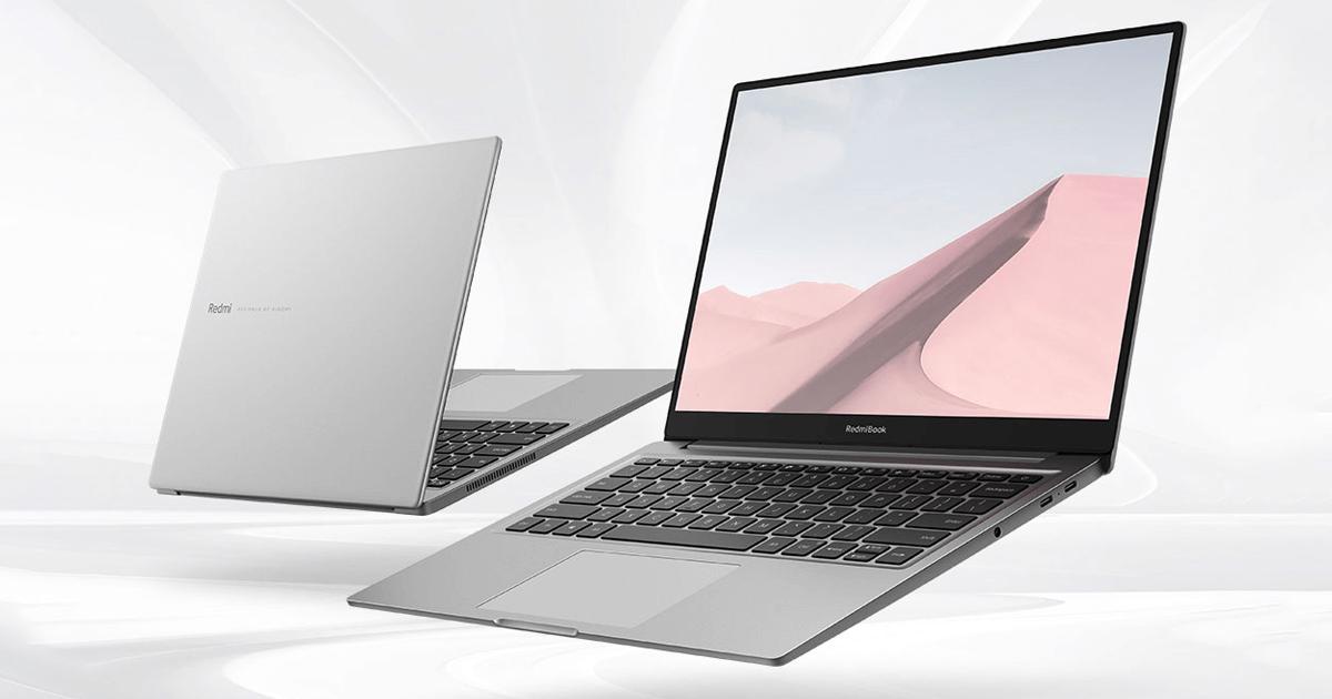 جهاز Ultrabook RedmiBook Air 13 مع شاشة رائعة وذاكرة وصول عشوائي
