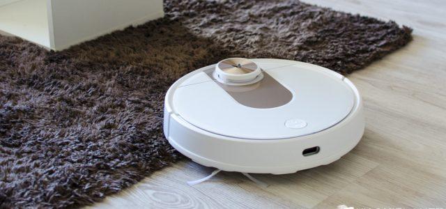 مكنسة كهربائية روبوتية VIOMI SE احصل علي أعلى نظافة