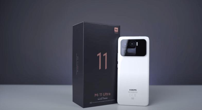 هاتف Xiaomi MI 11 Ultra