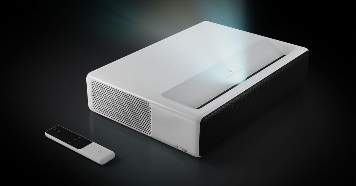 جهاز العرض Xiaomi Mi Laser مع صورة 150 150 FullHD من شاومي