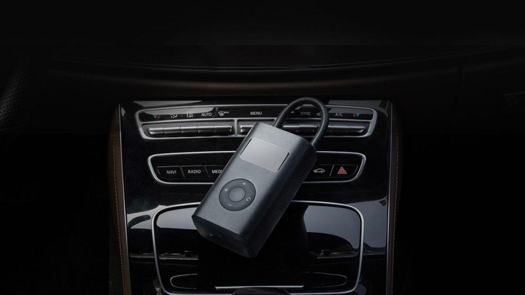 بطارية مضخة الهواء الكهربائية المحمولة من أدوات Xiaomi