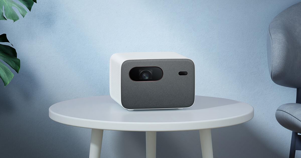 جهاز العرض Mijia Projector 2 Pro المميز من الشركة الصينية شاومي