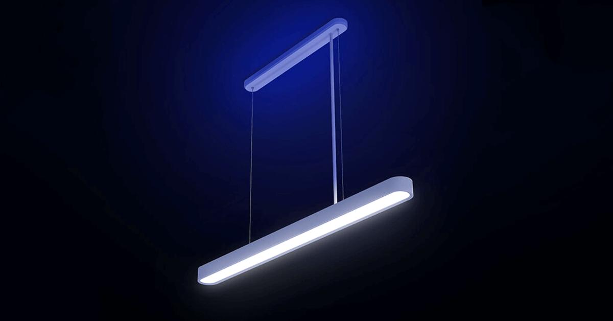 مصباح Xiaomi Yeelight LED المعلق الذكي بإضاءة خلفية من شاومي